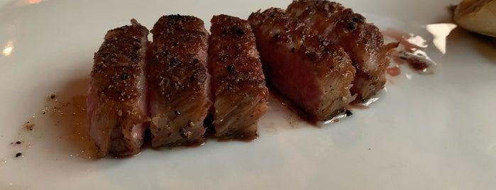 17 Steak House and Bar is one of Sagy : понравившиеся места.
