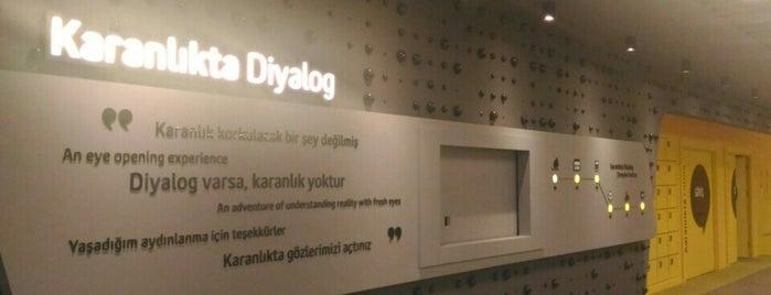 Sessizlikte Diyalog is one of Engin'in Beğendiği Mekanlar.