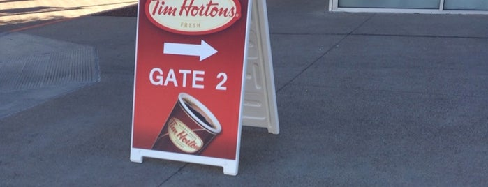 Tim Hortons is one of Phoenix to-do list.