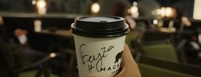 Mackbear Coffee CO. is one of Eskişehir FAV ⚜️.