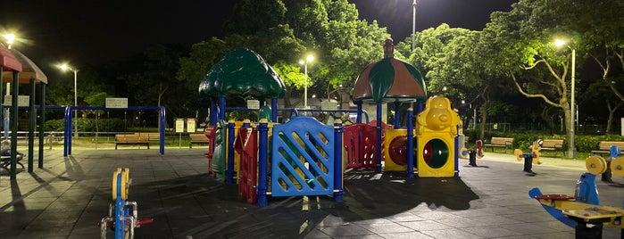 大安森林公園兒童遊樂場 is one of Taipei for Toddlers.