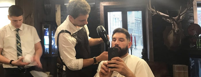 Frisor Barbershop IV is one of Olga : понравившиеся места.