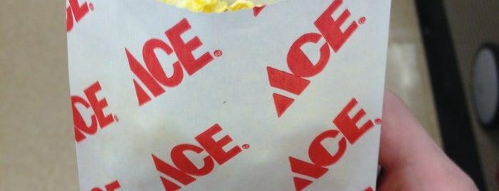 Westlake Ace Hardware 132 is one of RDU Baton - Raleigh Favorites.