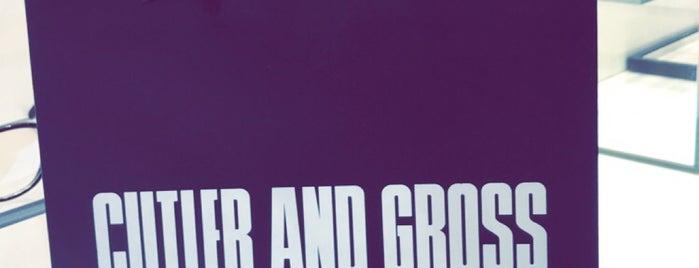 Cutler & Gross is one of London.