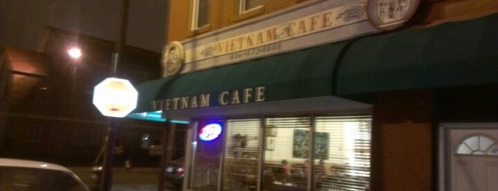 Vietnam Cafe is one of KC.