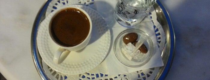 Fazıl Bey'in Türk Kahvesi is one of Kadıköy.