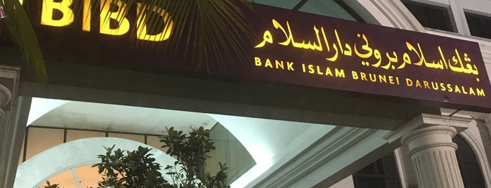 Bank Islam Brunei Darussalam (BIBD) is one of S 님이 좋아한 장소.
