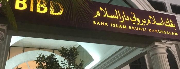 Bank Islam Brunei Darussalam (BIBD) is one of S'ın Beğendiği Mekanlar.