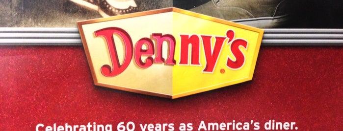 Denny's is one of Ashley 님이 좋아한 장소.