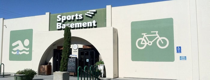 Sports Basement is one of al's Liked Places.