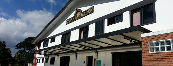 Cervejaria Baden Baden is one of São Paulo..