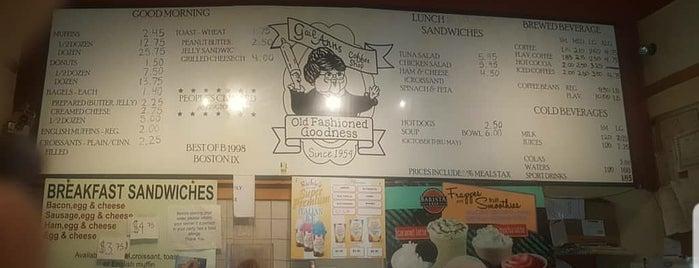 Gail Ann's Coffee Shop is one of Boston Caffeine Adventures.