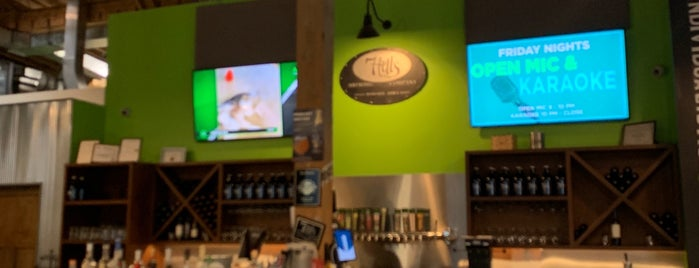 7 Hills Brewing Company is one of Galena To Do.