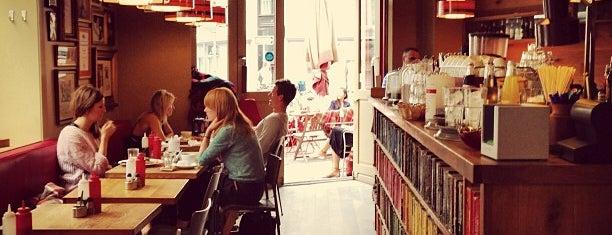 Laundromat Cafe is one of Copenhagen | Food & Drink.