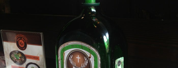 Jager Haus is one of Posti che sono piaciuti a Hookah by.