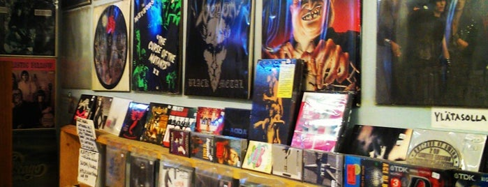 Green Grass Records is one of Vinyl Shops.