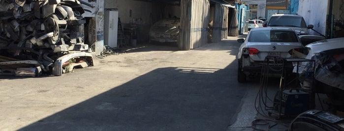 Cervantes & Sons Car Repair Center is one of Posti che sono piaciuti a Guillermo.
