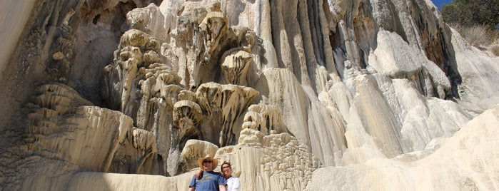 Hierve el Agua is one of สถานที่ที่ Guillermo ถูกใจ.