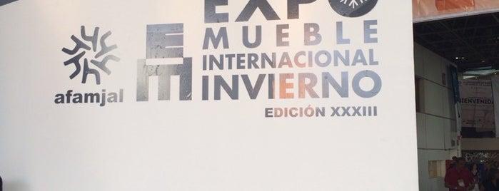 expo mueble internacional invierno 2014 is one of Posti che sono piaciuti a Guillermo.