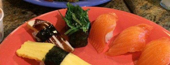 Onami Tora Sushi & Seafood Buffet is one of Posti che sono piaciuti a Guillermo.