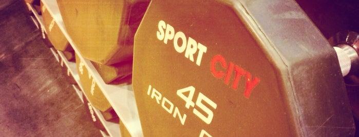 Sport City is one of Posti che sono piaciuti a Guillermo.
