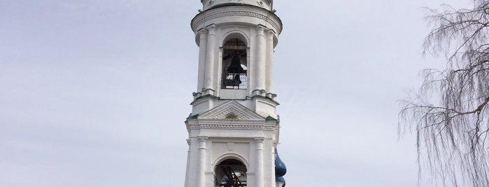 Храм Великомученицы Варвары is one of Plës это любовь.