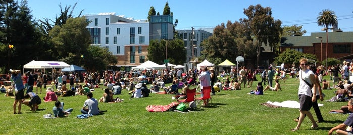 People's Park is one of Berkeley Love.