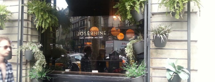 Joséphine is one of Restaurantes.