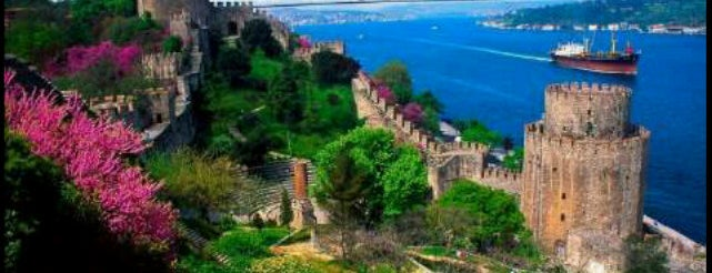 Rumeli Hisarı is one of Istanbul!.