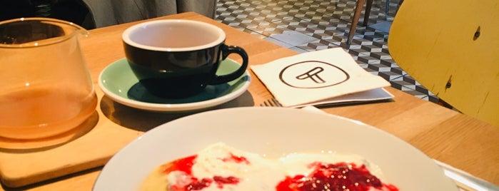 Cafe Tvaroh is one of Praha NEW.