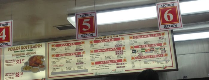 King Taco Restaurant is one of EAT.