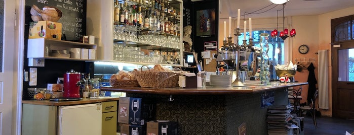 Café Bar Rosenkranz is one of Basel.