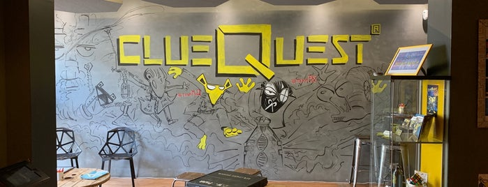 clueQuest - The Live Escape Game is one of Posti che sono piaciuti a Analucia.