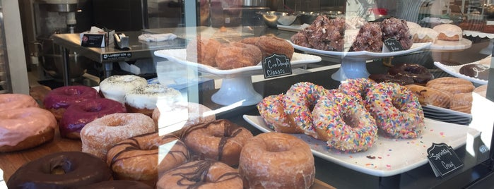 Johnny Doughnuts is one of San Francisco.