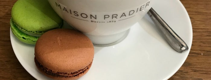 Maison Pradier is one of Posti che sono piaciuti a Çağlar.