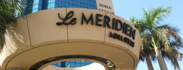 Le Méridien Mina Seyahi Beach Resort & Marina is one of Dubai.