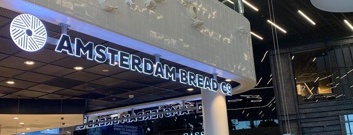 Amsterdam Bread Co. is one of Oleksandr 님이 좋아한 장소.