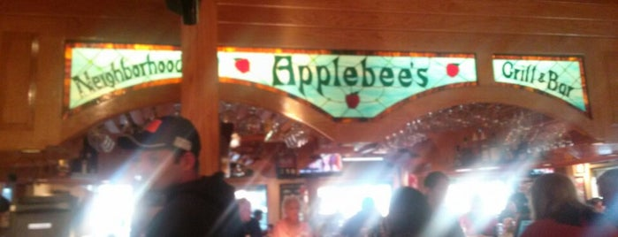 Applebee's Grill + Bar is one of Juan carlos : понравившиеся места.