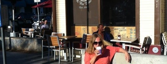 The Coffee Bean & Tea Leaf is one of Santa Monica Coffee.