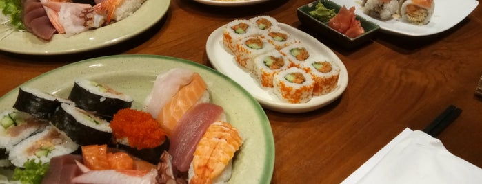 Poke Sushi is one of Destination in Jakarta..