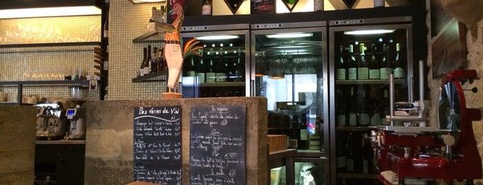 Le Cotte Rôti is one of So Paris : trendy bistronomie.