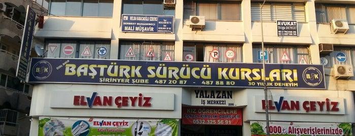 Baştürk Sürücü Kursu is one of Ayşen 님이 좋아한 장소.
