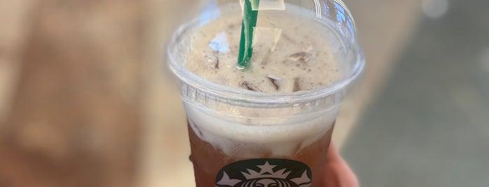 Starbucks is one of Lieux qui ont plu à Murat.