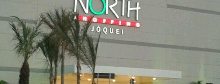 North Shopping Jóquei is one of Compras.