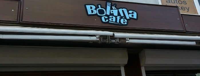 Bolina Cafe is one of Lieux qui ont plu à ba$ak.