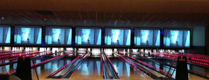 AMF Bowling is one of Alex : понравившиеся места.