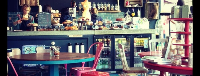 Lavish Habit is one of Specialty Coffee Shops Part 2 (London).