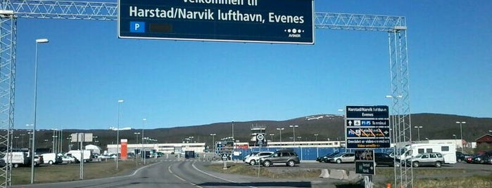 Harstad/Narvik Lufthavn, Evenes (EVE) is one of Airports Worldwide....