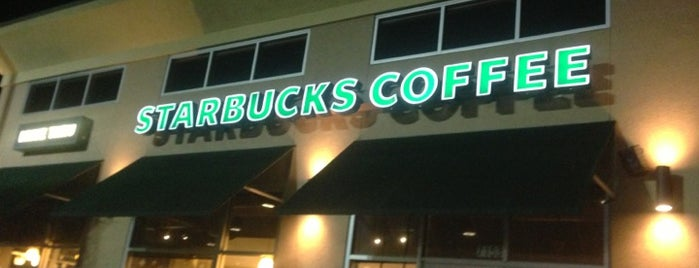 Starbucks is one of Locais curtidos por Sara Grace.