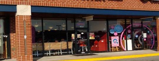 Jake's Wayback Burgers is one of Burgers of Maryland.